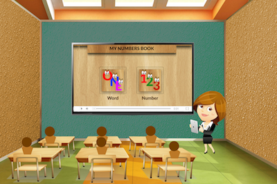 Smart Class Friendly Augmented reality SMART Books