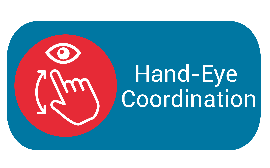 Practice Hand Eye Co-ordination using Augmented Reality Smart Books